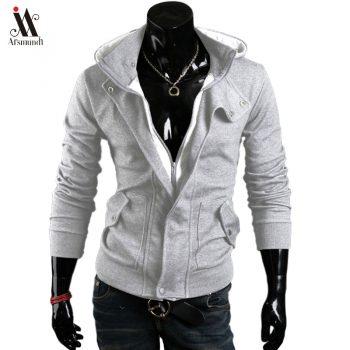 2019 Male Overcoat Long Jacket Coat Men Trench Coat Trenchcoat Masculina Windbreaker Outwear Cotton Fabric winter jackets mens
