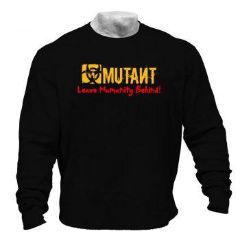 Mutant Men Hoodie Hip Hop Street Wear Sweatshirts Skateboard Unisex Pullover Male Camouflage Hoodies