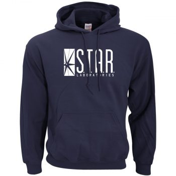 Hot Sale STAR S.T.A.R. labs fashion brand-clothing warm fleece high quality Hoodie Men 2019 spring winter style men sweatshirts