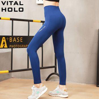 Energy Seamless Leggings High Waist Yoga Pants Women Leggings Sport Women Fitness Workout Running Tights Sport Pants Sports Wear