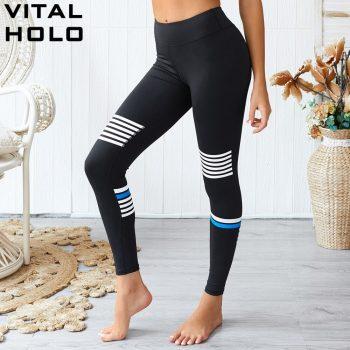 Athletic Leggings Sport Women Fitness Gym Leggings High Waist Yoga Pants Push Up Yoga Leggings Running Sports Wear For Women Gym