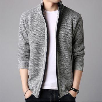 2020 Men's sweater jackets spring Autumn Winter jacket coat men Streetwear Hooded mens coats jackets M-3XL