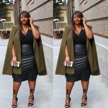 Plus size 6XL Women's Lapel Split Casual Open Front Split Sleeve Cape Trench Duster Coat Longline Blazer Suit Coat Cardigan D20