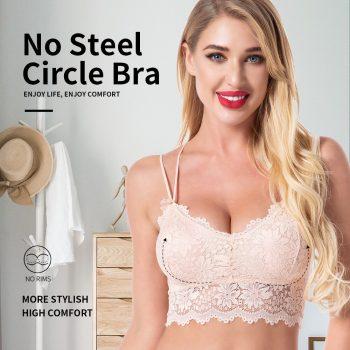 Bra Women BH Female underwear bralette Crop top sexy push up bra strapless lace Female bra biustonosz sujetador bralet lenceria