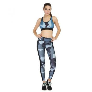 Yoga Sets Women Fitness Sport Bra Shorts Leggings Sportswear Yoga Suits Running Fitness Clothing Tight Training Suit  Ropa Mujer