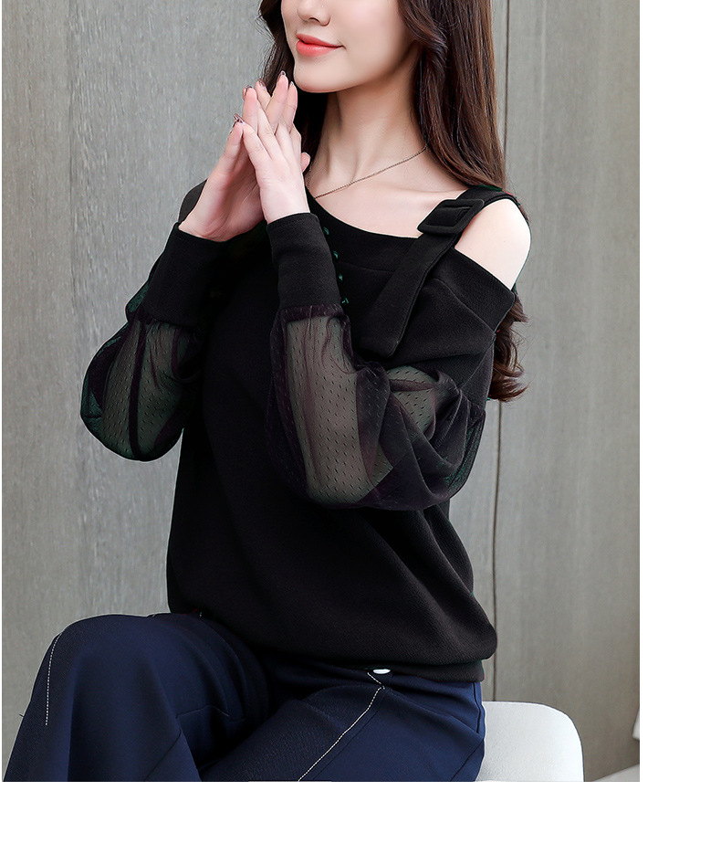 plus size S-2XL 2019 new fashion summer Slim and versatile clothes stitching strapless tops bottoming office lady tops C0675
