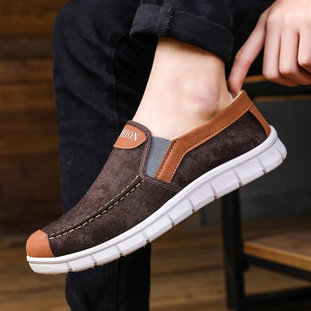 men shoes canvas casual hombre footwear summer men shoes A6