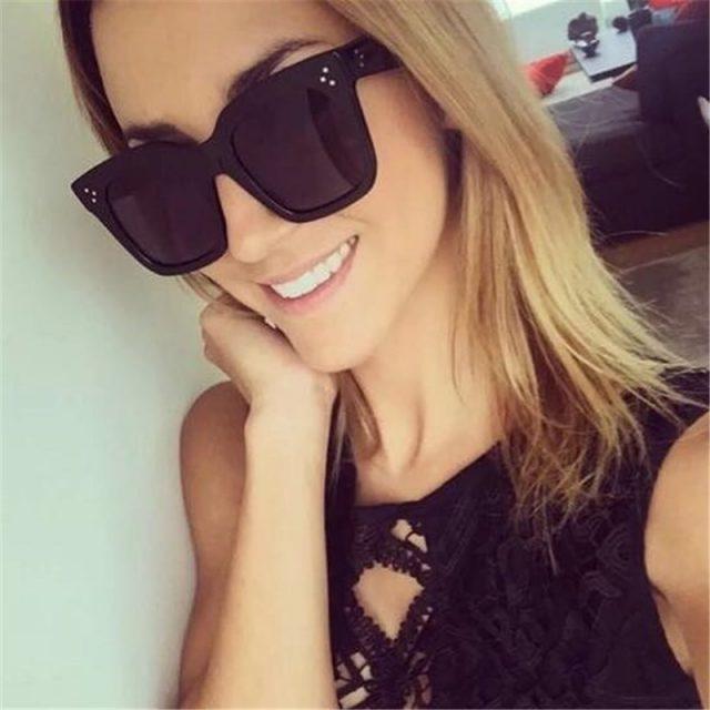 Yoovos 2019 New Square Sunglasses Women Brand Designer Retro Mirror Fashion Sun Glasses Vintage Shades Lunette De Soleil Femme