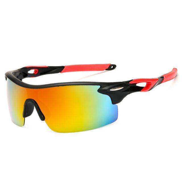 HJYBBSN 2018 Sport Polarized Sunglasses sun glasses Goggles UV400 sunglasses for men women Fishing retro De Sol Masculino
