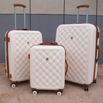 Fashion brand luggage scratch-resistant 20/25/29 inch extended trolley case password ultra light fairy box travel suitcase