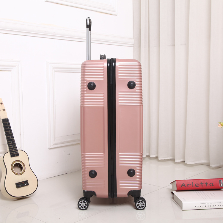 travel Rolling luggage Sipnner wheel ABS+PC Women suitcase on wheels men fashion cabin carry-on trolley box luggage 20/28 inch