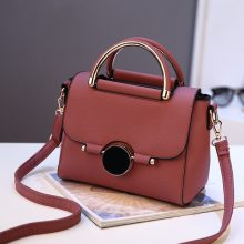 BERAGHINI Women Bags Brand Female Handbag Crossbody Bags Fashion Mini Shoulder Bag for Teenager Girls with Sequined Lock Gifts