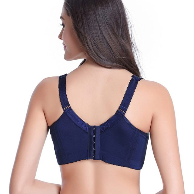 hot sale D E cup Lace Push Up bra for Plus Size Women 44 46 48 50 Women Large Cup Bras Brassiere