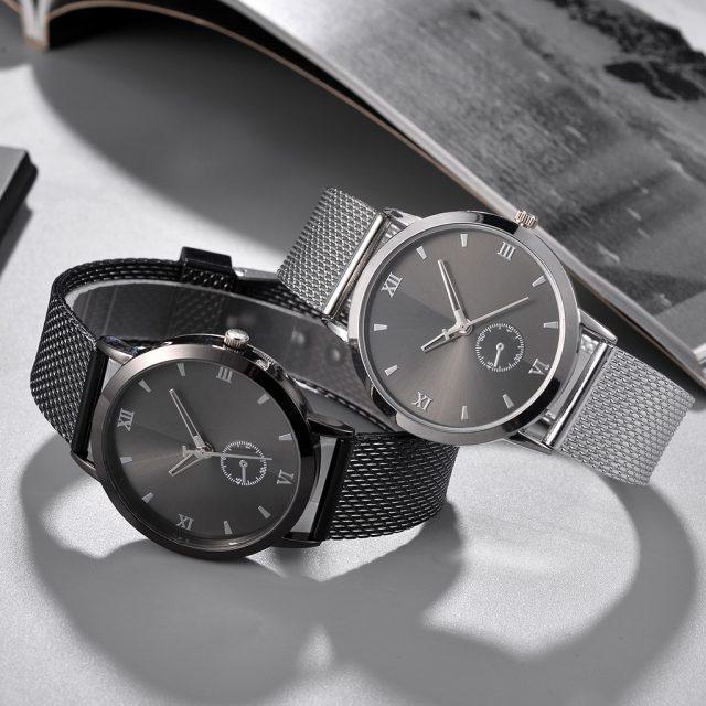 Hot2019 Vansvar Women'S Casual Quartz Plastic Leather Band Starry Sky Analog Wrist Watch Valentine Gift luxury Reloj femenino#30