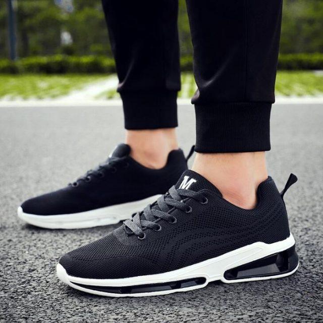 2019 Shoes Men Lightweight Breathable Zapatillas Man Casual Shoes Footwear men shoes casual Zapatos Hombre