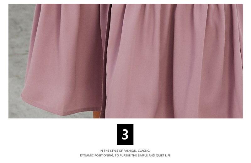 S.FLAVOR Women Stand Collar Autumn Dress Elegant Single Button Pleated Casual Long Dress For Femme Winter Shirts Vestidos