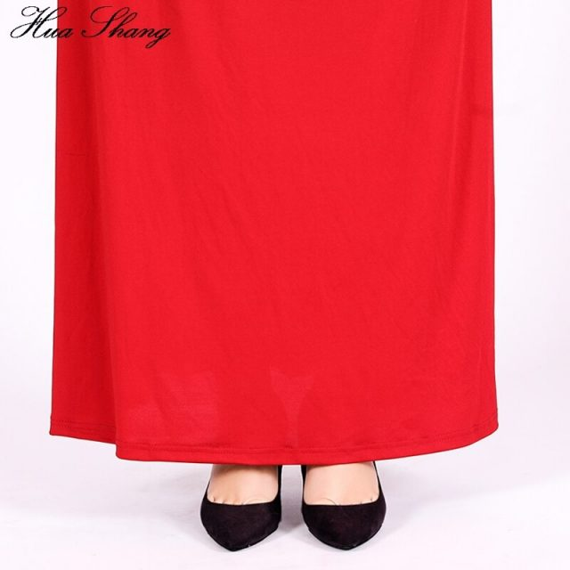Red Party Dresses For Fat Women Summer Deep V Neck Ruffles Short Sleeve Sexy Long Dress 4xl 5xl 6xl Plus Size Women Clothing