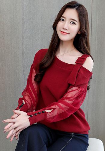 Autumn long sleeve shirt women fashion woman blouses sexy off shoulder top solid women blouse shirt clothing female 1224 40
