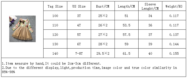 2019 Autumn Winter Girl Dress Long Sleeve Polka Dot Girls Dresses Bow Princess Teenage Casual Dress 8 Years Children Clothes