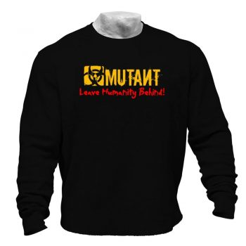 Mutant Men Hoodie Hip Hop Street Wear Sweatshirts Skateboard Unisex Pullover Male Camouflage Hoodies