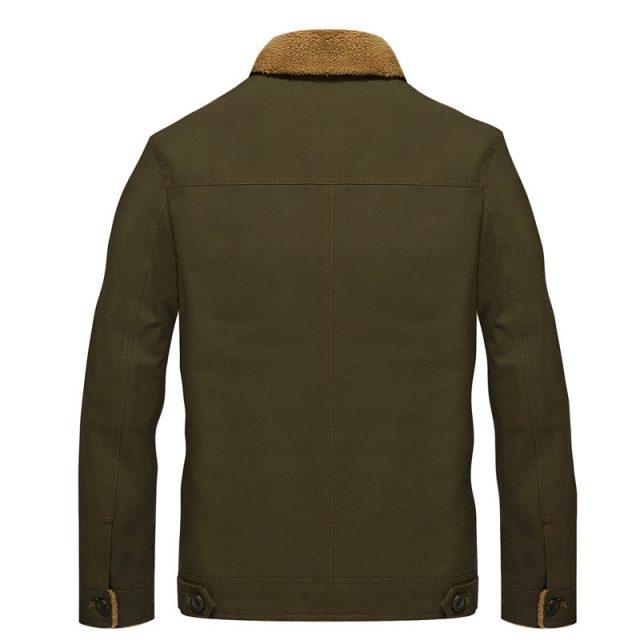 2019 Winter Bomber Jacket Men Air Force Pilot MA1 Jacket Warm Male fur collar Mens Army Tactical Jackets Plus Size 5XL
