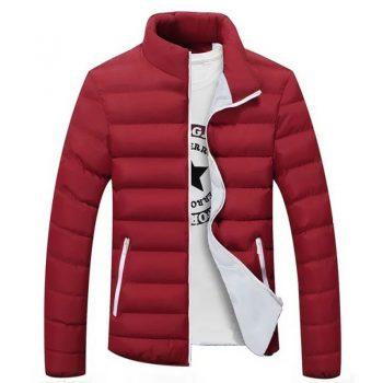 2019 Brand New Mens Jacket Autumn Winter Hot Sale Parka Jacket Men Fashion Coats Casual Outwear Windbreak Warm Jackets Men 6XL