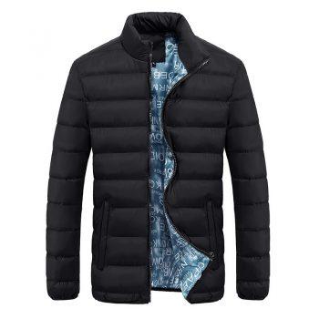 2019 Men Jacket Autumn Winter Hot Sale Quality Slim Fit Men Fashion Coats Casual Outwear Cool Design Warm Jacket Men M-6XL