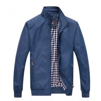 Men's 2019 Autumn Casual Bomber Jacket Coat Men New Spring Fashion Pockets Jackets Slim Fit Jaqueta Masculina Coats Men M-5XL