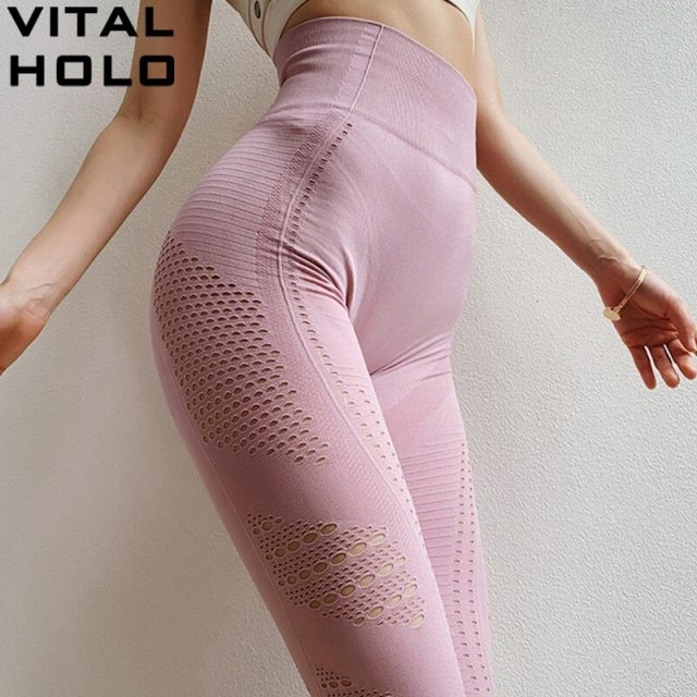 Gym Leggings Sport Women Fitness Seamless Leggings High Waist Yoga Pants Push Up Sports Pants For Women Sport Wear For Women Gym