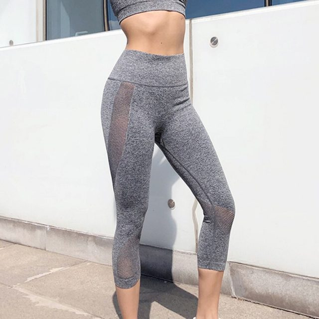 Gym Leggings Sport Women Fitness Yoga Pants High Waist Vital Seamless Leggings Yoga Sport Pants Workout Sportswear For Women Gym