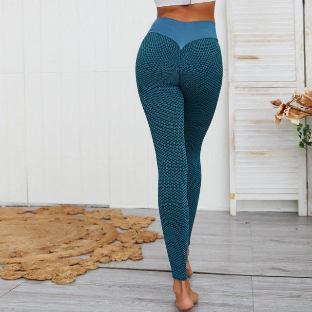 Seamless Leggings Gym Sexy Yoga Pants High Waist Yoga Leggings Sport Fitness Women Sport Pants Workout Sports Wear For Women Gym