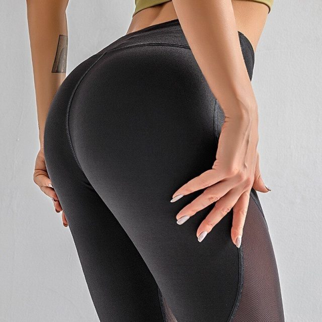 Gym Legging Sport Femme Push Up Yoga Pants Women Fitness Yoga Leggings High Waist Sport Pants Workout Sports Wear For Women Gym