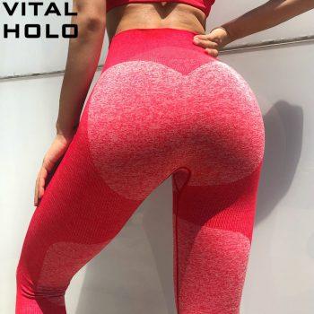 Energy Seamless Leggings Sport Women Fitness Yoga Pants Push Up Gym Leggings Yoga Workout Sport Pants Sports Wear For Women Gym