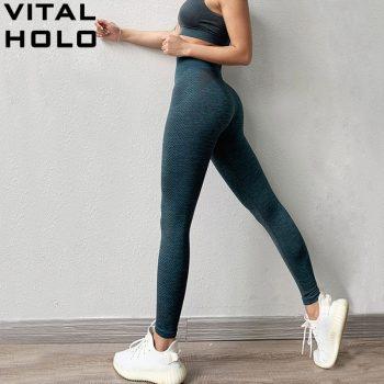 Energy Seamless Leggings Women Fitness Yoga Pants High Waist Sport Leggings Gym Yoga Leggings Female Workout Running Sport Pants