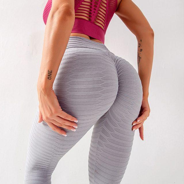Yoga Leggings Sport Women Fitness Yoga Pants Women Gym Leggings High Waist Legging Sport Femme Scrunch Butt Leggings Sportswear