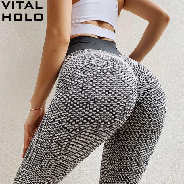 Push Up Yoga Pants High Waist Gym Leggings Sport Women Fitness Yoga Leggings Sport Femme Athletic Sports Wear For Women Gym