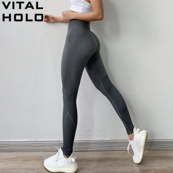 Seamless Leggings High Waist Yoga Pants Workout Gym Leggings Women Fitness Sport Leggings Yoga Scrunch Butt Leggings Sportswear