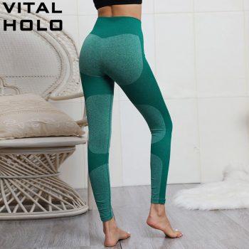 Seamless Leggings Women High Waist Sport Yoga Pants Fitness Sport Leggings High Elastic Gym Sport Running Tights Sports Clothing