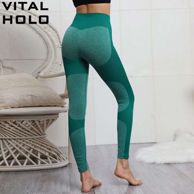 Seamless Leggings Women High Waist Sport Yoga Pants Fitness Sport Leggings High Elastic Gym Sport Running Tights Sports Clothing