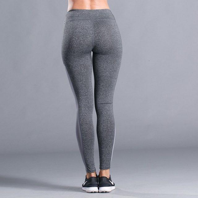 Pocket Sport Yoga Pants Plus Size High Waist Yoga Sport Leggings Fitness Women Gym Workout Training Running Pants Sport Clothing