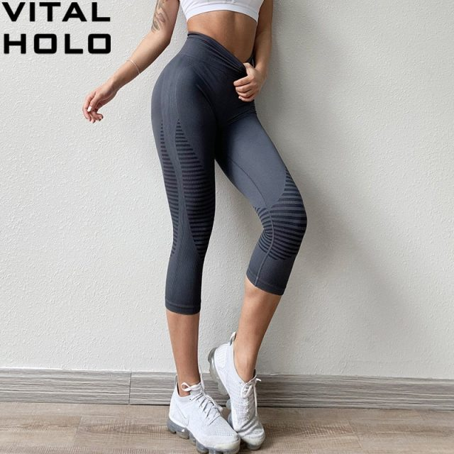 Yoga Pants Women Seamless Leggings Sport Women Fitness Yoga Leggings Hip Push Up Gym Leggings Sport Female Workout Sport Pants