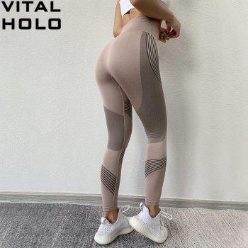 Yoga Seamless Leggings Gym Yoga Pants Women High Waist Yoga Leggings Sport Women Fitness Clothing Sport Pants Women Sportswear