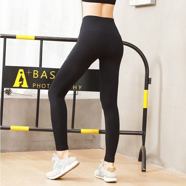 Energy Seamless Leggings High Waist Yoga Pants Women Leggings Sport Women Fitness Workout Running Tights Sport Pants Sports Wear