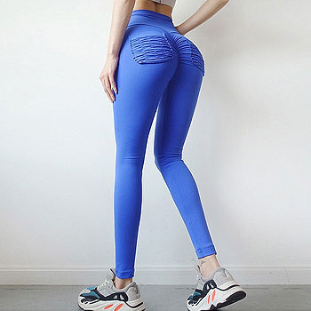 Women Yoga Pants With Pockets Gym Leggings Sport Women Fitness Yoga Leggings Sport Femme Tummy Control Leggings Fitness Clothing