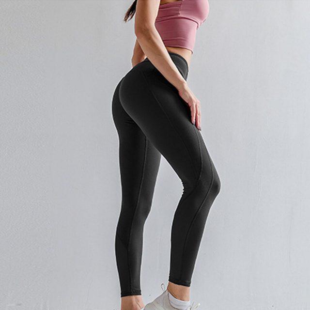 Gym leggings High Waist Yoga Pants Push Up Yoga Leggings Sport Women Fitness Sport Pants Training Workout Sportswear Women Gym