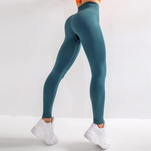 Vital Seamless Leggings Sport Women Fitness Yoga Pants Women Gym Leggings Sport Femme Tummy Control Leggings Sport Tights Women
