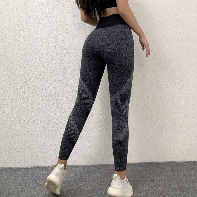Gym Leggings Push Up Yoga Pants Women Vital Seamless Leggings Sport Women Fitness Scrunch Butt Leggings Yoga Sport Tights Women