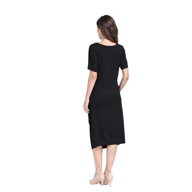 Emotion Moms Summer Pregnant Clothes Women Plus Size Pregnancy Nightgown Maternity Night Dress Wholesale 2pcs/lot
