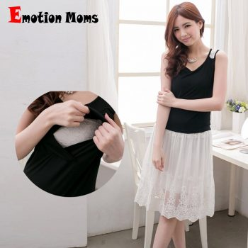 Emotion Moms Maternity Clothes Nursing Lactancia Dress CLEARANCE PRICE