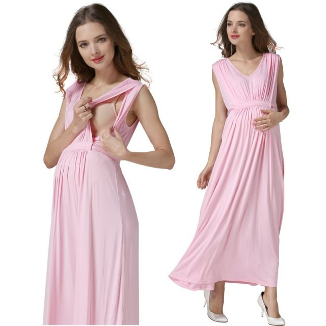 Emotion Moms Party Maternity Clothes Maternity Dresses Nursing pregnant dress pregnancy clothes for Pregnant Women Europe size